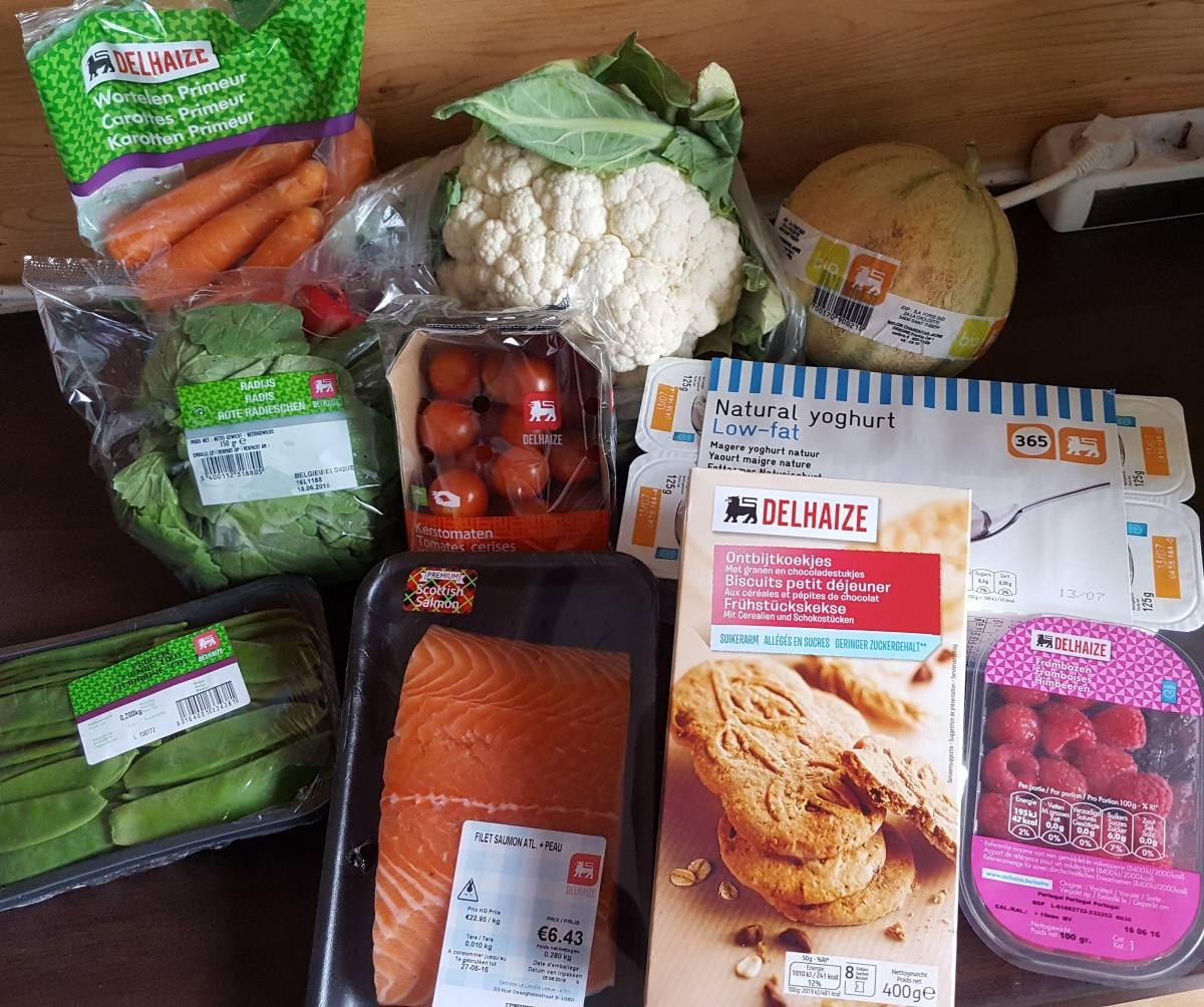 Groceries - Menu on a Budget