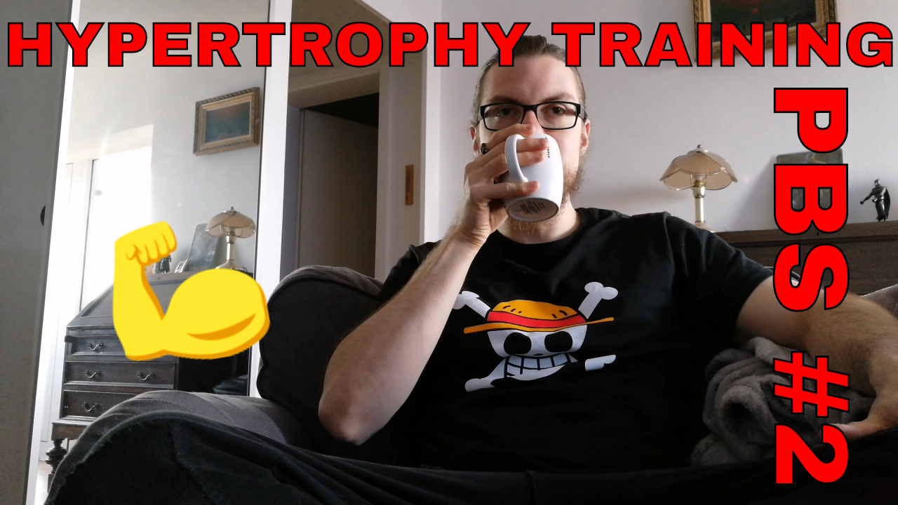 6 weeks of hypertrophy training
