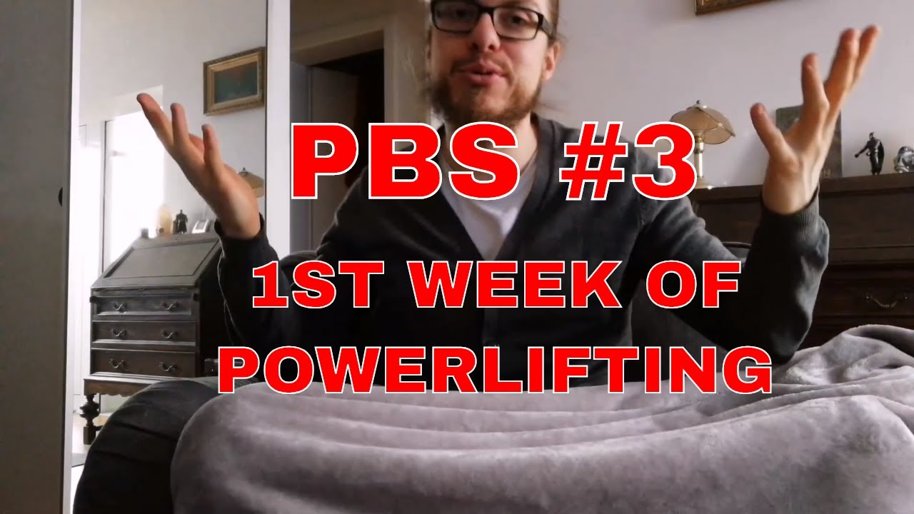 PBS 3 - Powerlifting